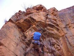 Rock Climbing Photo: SA