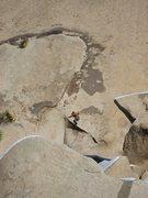 Rock Climbing Photo: Heart and Sole- Joshua Tree, CA