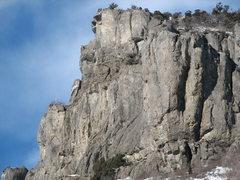 Rock Climbing Photo: New Area 2
