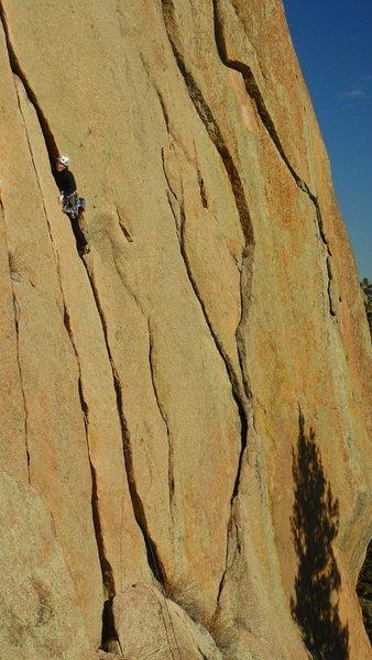 Rock Climbing Photo: Alison Conrad #3.