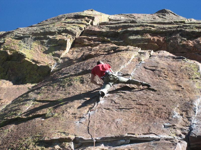 Rock Climbing Photo: Cruxville.
