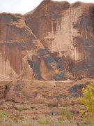 Rock Climbing Photo: Fun Ramp