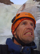 Rock Climbing Photo: fat ice on 1/19/09
