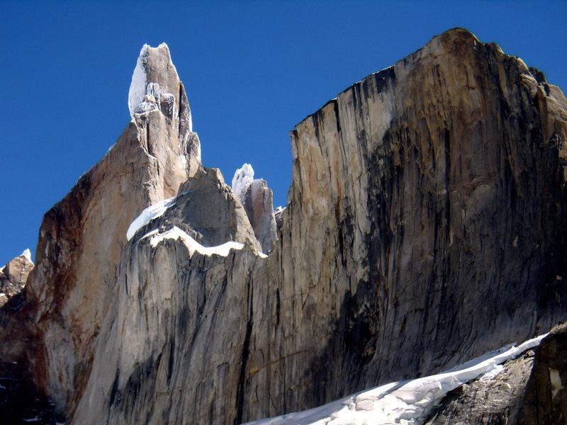 Cerro Torre and El Macho