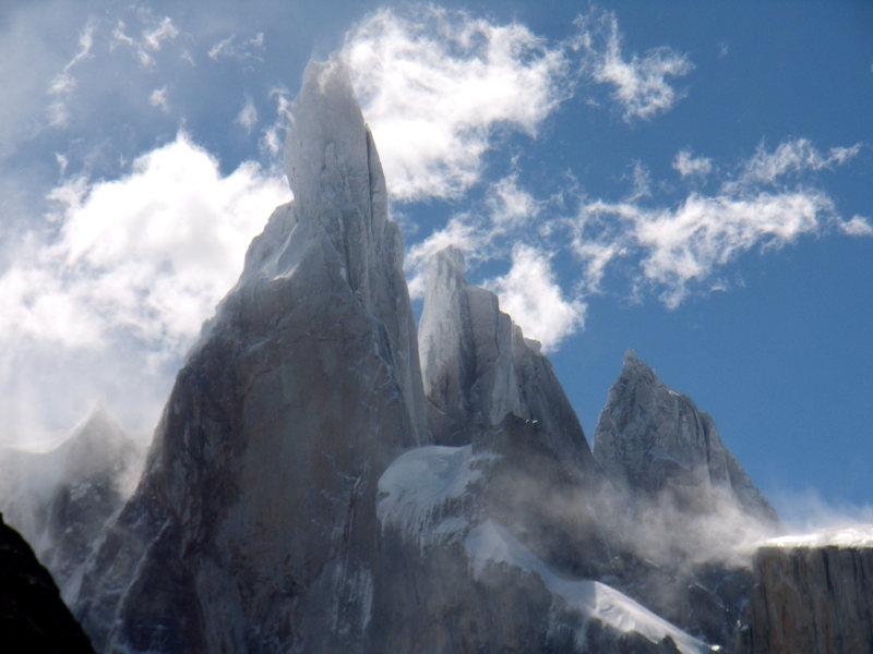 Rock Climbing Photo: The Torre Group.  January 2009.