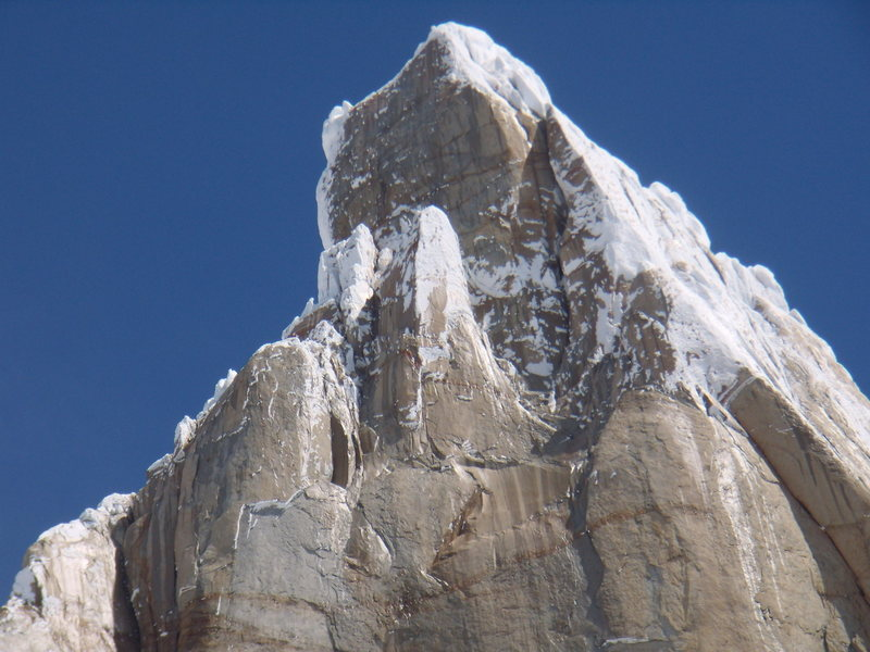 Cerro Torre.  Jan 2009.