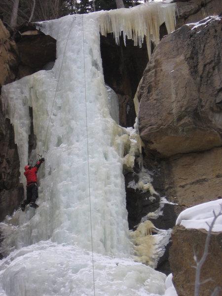 Rock Climbing Photo: hf