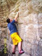 Rock Climbing Photo: Jim @ Chandler