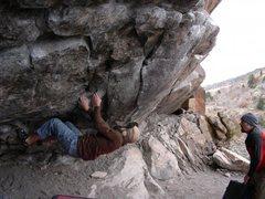 Rock Climbing Photo: morrison