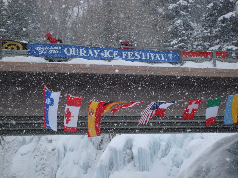 The ice fest
