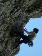 Rock Climbing Photo: clipping!