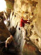 Rock Climbing Photo: Piatt FA