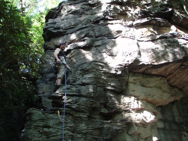 Rock Climbing Photo: coopers rock