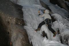 Rock Climbing Photo: bottom section