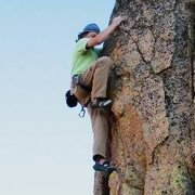 Rock Climbing Photo: Keller Peak climb