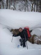 Rock Climbing Photo: Maple Canyon on the rare good winter