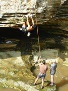 Rock Climbing Photo: Cajones Panama