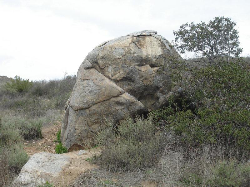 Rock Climbing Photo: 20 Point Boulder