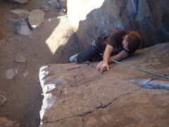Rock Climbing Photo: Mor Doc Dave