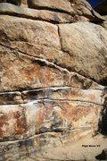 Rock Climbing Photo: High Noon Topo
