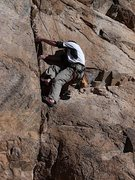 Rock Climbing Photo: Me on CJ - Photo by João.