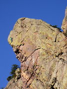 Rock Climbing Photo: Awesome climbing on Wild Turkey, photo: Bob Horan.