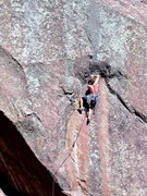 Rock Climbing Photo: Mineral Maze, West Ridge, Eldo.