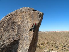 Rock Climbing Photo: Cryptic
