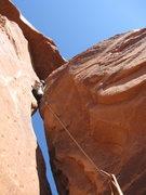 Rock Climbing Photo: Bizarre 3rd Pitch