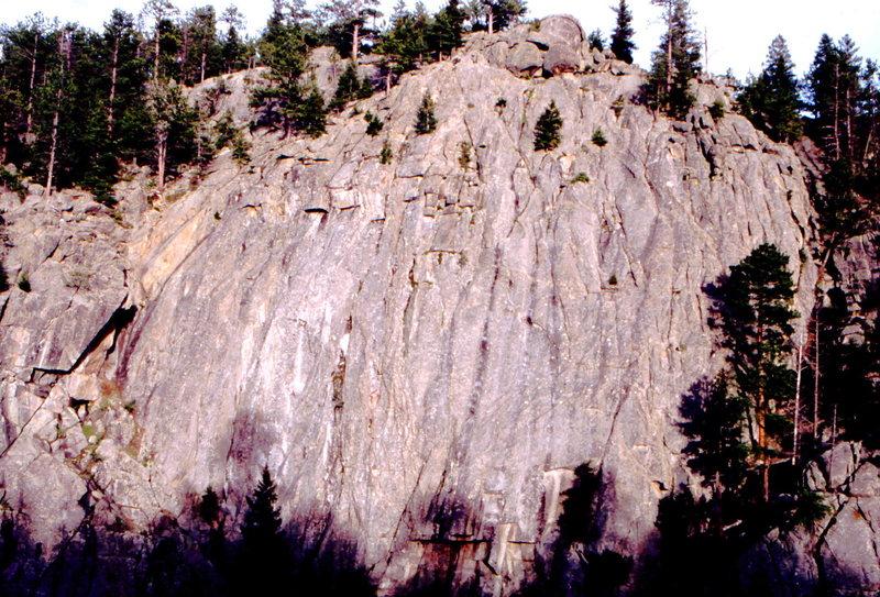 Rock Climbing Photo: The Dream Dome. Photo: Bob Horan