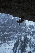 Rock Climbing Photo: fist full of steel