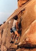 Rock Climbing Photo: Fifth in a series on the Beach Problem easy varati...