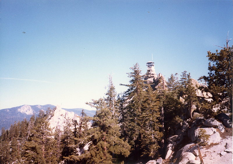 Needles Lookout.