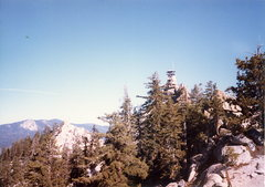 Rock Climbing Photo: Needles Lookout.