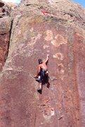 "Rock Climbing Photo: Take a bite of ""Forbidden Fruit""    You ..."