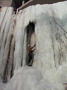 Rock Climbing Photo: Best route at Franklin bridge