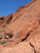 Rock Climbing Photo: Ultraman