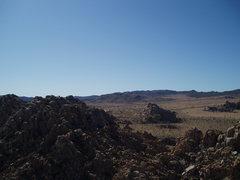 Rock Climbing Photo: ??
