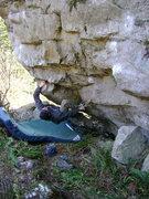 Rock Climbing Photo: Energizer