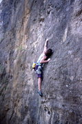 Rock Climbing Photo: John Groth