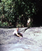 Rock Climbing Photo: Mellifluous 5.11a New River Gorge