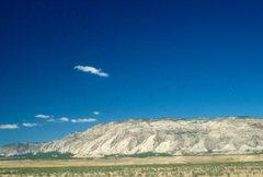 Rock Climbing Photo: Flatirons. NW CO, near Dinosaur National Monument....