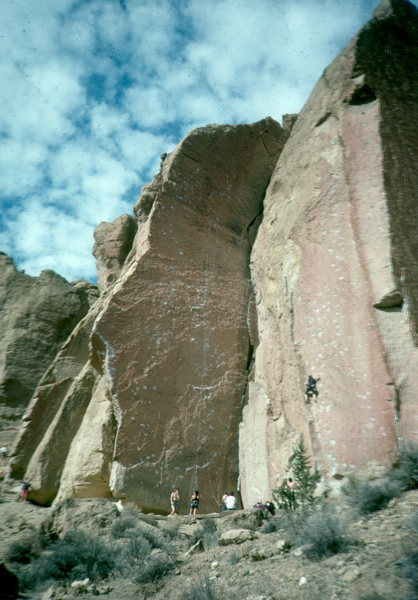Smith Rock, OR. Dihedrals