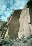 Rock Climbing Photo: Smith Rock, OR. Dihedrals