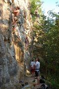 Rock Climbing Photo: Adidas