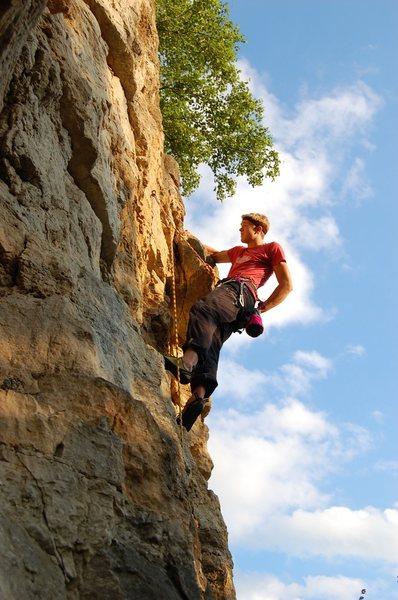 Afternoon climbing =)