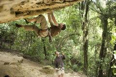 Rock Climbing Photo: Payne's Ford