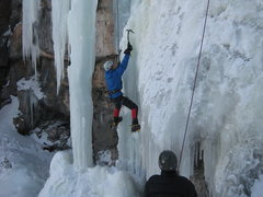 Rock Climbing Photo: Firehouse, Vail, CO