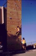 Rock Climbing Photo: CATS climbing competitions.