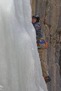 Rock Climbing Photo: Weston